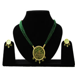 Gold Plated Thewa Set TR-165-70 Green