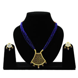 Gold Plated Thewa Set TR-78-70 Blue