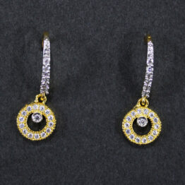 American Diamond Earrings 68703