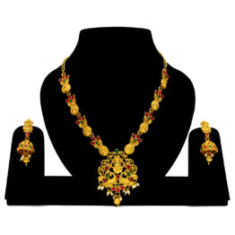 Laxmi Peacock Design Set NS-4530-41